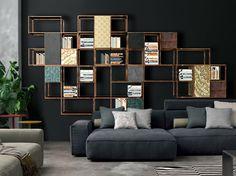 SET Книжный шкаф by Twils дизайн Giuseppe Viganò