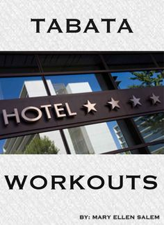 Workouts you can do while traveling! SUCH a good idea!