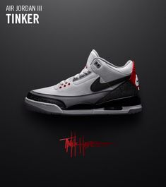 "check out ef5b6 94e63 Release details for the Air Jordan 3 ""Tinker Hatfield"" on SNKRS has been  updated. For more details, tap the link in our bio."