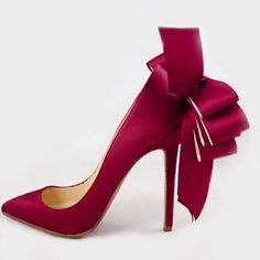 Christian Louboutin-great for Christmas time!