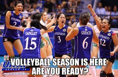 Newbie Gaming: The New UAAP Volleyball Tournament Tiebreaker Rule - Sporty Guy