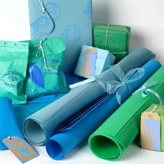 Mint Wrapping! Christmas Makes, Craft Materials, Craft Stores, Online Art, Wrapping, Mint, Peppermint, Gift Wrapping, Packaging