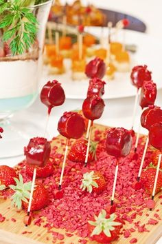 Is that dessert? Indulge in the unique richness of foie gras lollipops at Four Seasons Hotel George V.