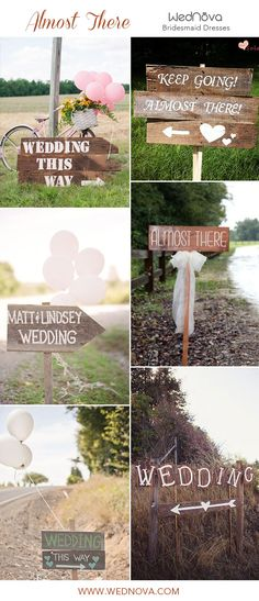 15 Essential Wedding Signs Ideas for 2019 trends Almost there wedding Rustic Woodland Wedding Sign Directional Arrow Bridal Shower Decorations, Wedding Reception Decorations, Wedding Centerpieces, Wedding Ideas, Wedding Trends, Wedding Pictures, Diy Outdoor Weddings, Outdoor Wedding Reception, Outdoor Wedding Signs