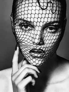 Photographer Mark Cant and makeup artist Marco Antonio debut their beauty story.