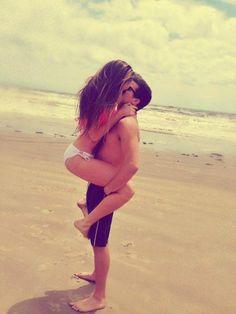 Love: cute couple
