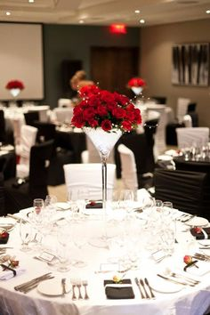 Beautiful Wedding Centrepieces - Ottawa Flowers