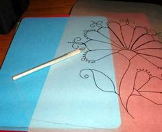 Transferring a Hand Embroidery Design: Prick & Pounce – Needle'nThread.com