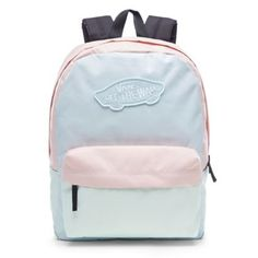 3e455d70793 Shop Realm Backpack today at Vans. The official Vans online store. Free  delivery