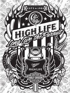 Miller High Life Vs Hydro74