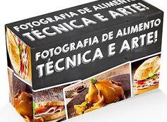 Fotografia de Alimento    No curso Fotografia de Alimento: Técnica e Arte você vai acompanhar três produções de fotografia culinária com o fotógrafo Azael Bild.