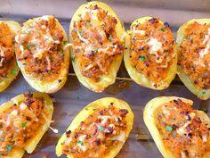 Les receptes que m'agraden: Patates farcides - Patatas rellenas