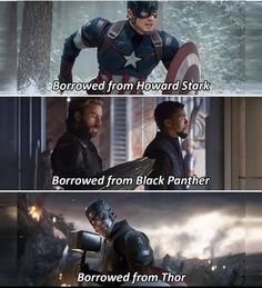 Thirty-Six Marvel Memes Because The Franchise Will Never Die