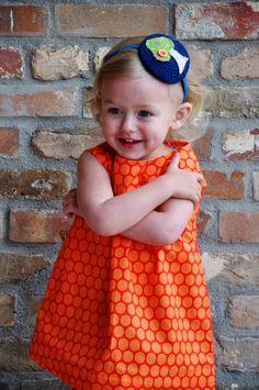 a9b220a9679 Orange Crush · Simple Simon   Company  An Orange Go-Go Dress
