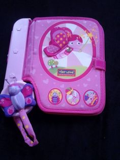 Tiny Love Princess Touch and Discover Electronic Book #TinyLove