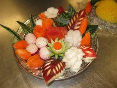 ~Beautiful Vegetable Display