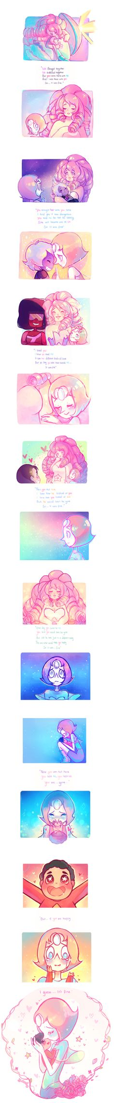 Story for Pearl by Yamio.deviantart.com on @DeviantArt