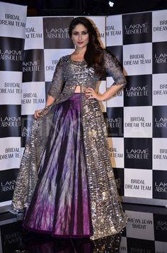 Kareena Kapoor- Manish Malhotra LFW 2014