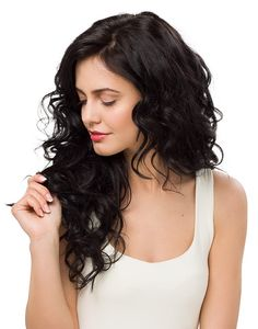 Irresistible Me Remy Hair Extensions-- It amazes me that the average person does not believe so many people wear extensions...