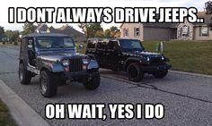 jeep memes | Jeep Memes! - Page 3 - Jeep Wrangler Forum