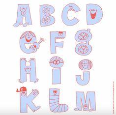 Alphabet / A - M