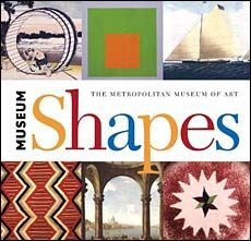 nice art book for teaching shapes for kids