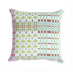 Donna Wilson + SCP Field Day Cushion in Dew Drop