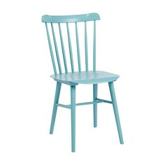Love the fun colors! Tucker Chair – Surf | Serena & Lily