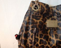 Animal Print Wine Purse!
