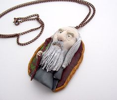Gandalf Grey  FANTASY FANART  lord of the rings by Buzhandmade, €27.00