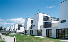 pxt - Pichler & Traupmann Architekten - Wohnsiedlung Heustadelgasse