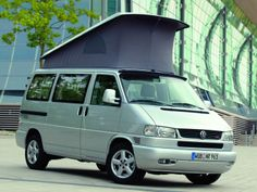 Volkswagen California Freestyle by Westfalia (T4) '2003–04