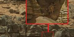 NASA Image of Mars Captures Strange Object On the Surface of the Planet