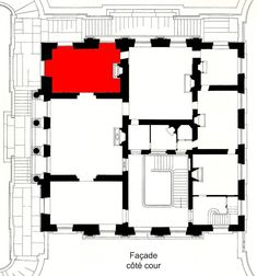 Petit trianon 1 etage petite salle manger on for Trianon plan salle