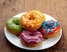 Mini-Donuts zu Fasching - kinderleichtes Rezept zum Nachbacken