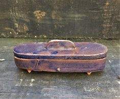 small hand-build long oval terracotta box with lid Box With Lid, Terracotta, Stoneware, Ceramics, Building, Ceramica, Pottery, Buildings, Ceramic Art