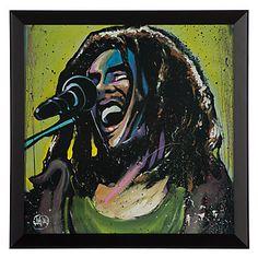 Bob Marley Jams | Music | Art-themes | Art | Z Gallerie