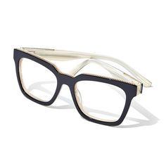 Original 1950's Cat Eye Glasses by Designer Gaspari, New ...