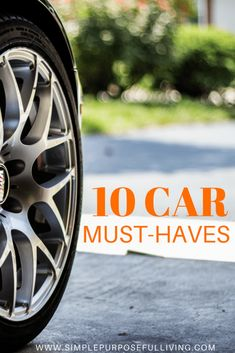 10 car accessories you must have to keep you safe and make your ride more enjoyable. Source by simplepurposefulliving Related posts: [Update: new Model 3 items and prices] 10 Must-Have Tesla Model 3 Accessories — Electrek Window Break Tool, Car Seat Protector, Car Accessories For Girls, In Case Of Emergency, Must Have Items, Car Cleaning, New Shows, Must Haves, About Me Blog