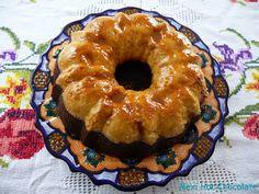 Chocolate/flan cake