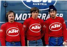Vladimir KAVINOV, Anatoly OVCHINNIKOV e Gennady MOISEEV 1977