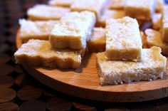 twice-baked shortbread