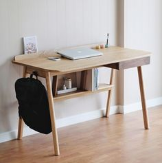 Creative solid wood home office furniture for urban living.