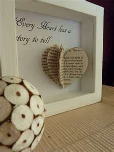 ♥ Do this for gifts. Every heart has a story to tell thank you for being part of ours