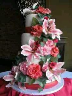Beautiful floral creation