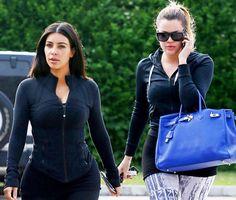 Kim Kardashian Tired Of Khloe Kardashian Being Called 'The Best Body' Of The Family - Determined To Get Back In Top Shape #KhloeKardashian, #KimKardashian, #Kuwk, #TheKardashains celebrityinsider.org #Entertainment #celebrityinsider #celebrities #celebrity #celebritynews