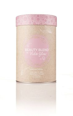 With all natural ingredients, this blend is a nutritious super food blend designed to promote healthy hair, skin, nails and a healthy body. Made in Australia.