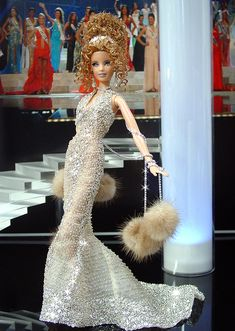 OOAK Barbie NiniMomo's Miss Florida 2011