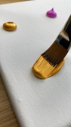Canvas Painting Tutorials, Diy Painting, Kids Paintings On Canvas, Acrylic Art Paintings, Mini Canvas Art, Small Canvas Art, Diy Canvas, Watercolor Art Lessons, Art Painting Gallery