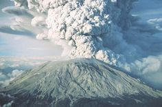 Mt. St. Helens (eruption, May 1980)